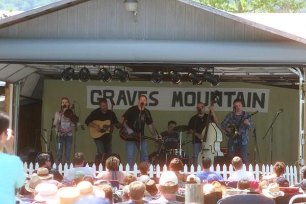 Graves mountain music festival