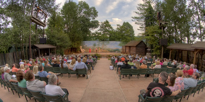 Trail of The Lonesome Pine Amphitheater