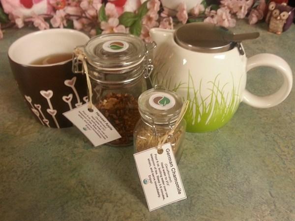 green leaf spa and tea room