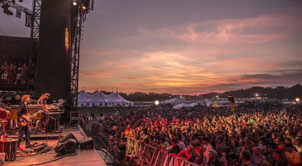 Lockn' Music Festival
