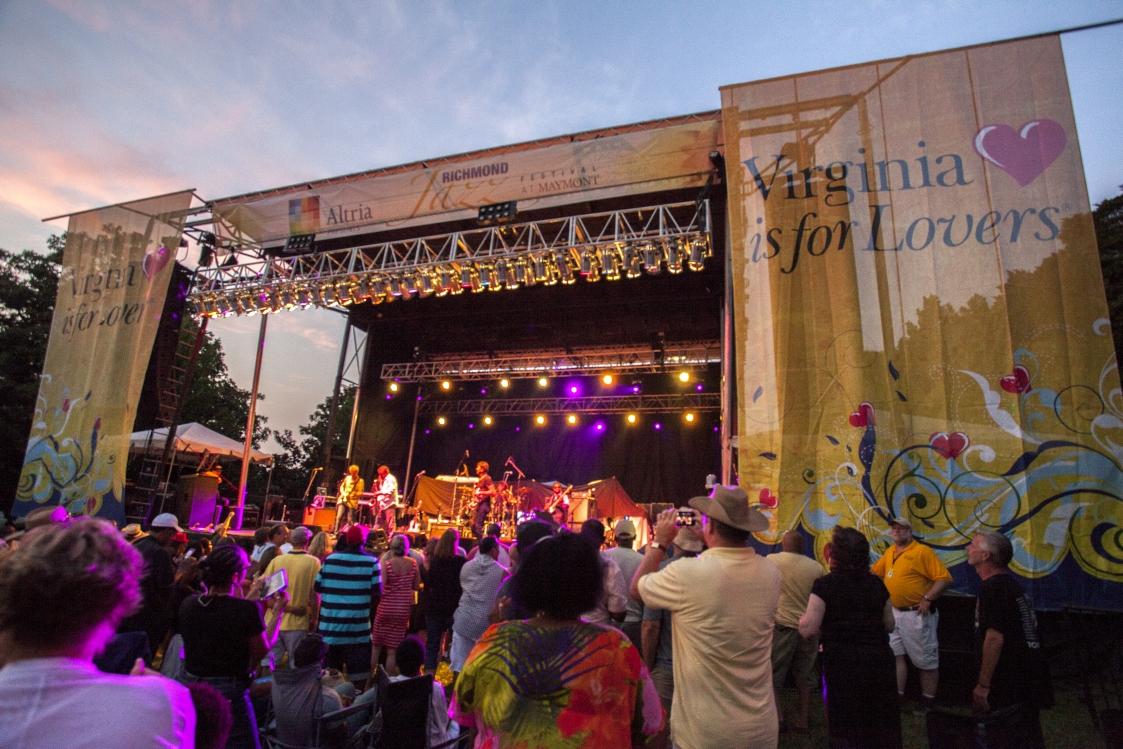 Richmond Jazz Festival at Maymont