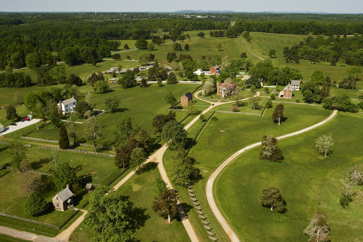 Appomattox Court House and National Historical Park