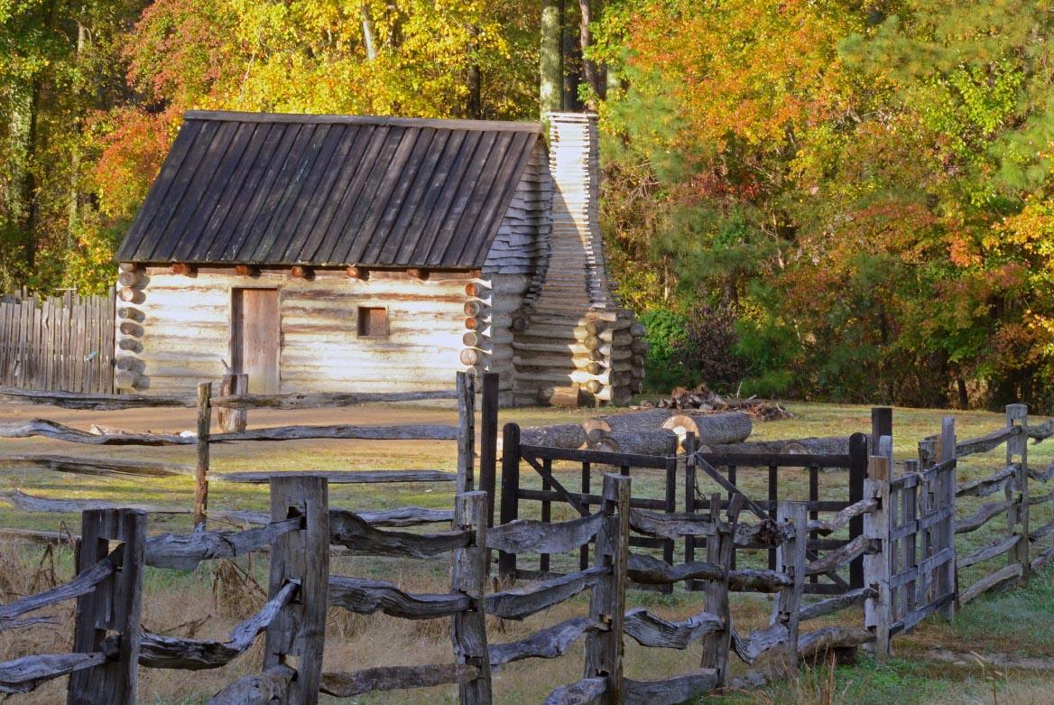 Pamplin Historical Park: Field Quarter