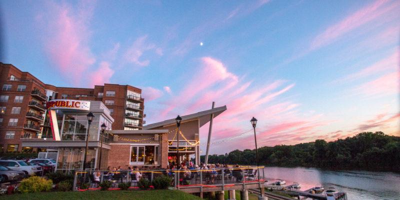 conch republic waterfront restaurant virginia