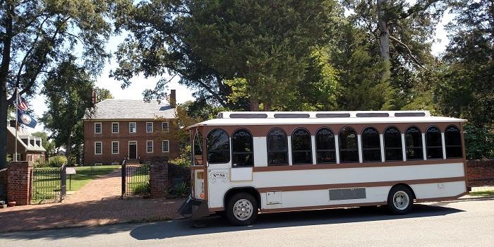 Fredericksburg Trolley