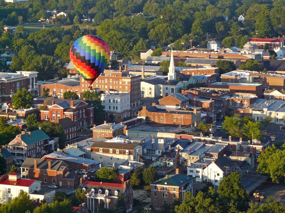 Lexington Annual Balloon Rally