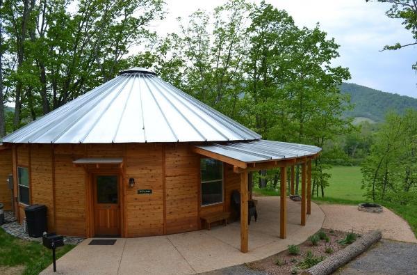 rose river yurt