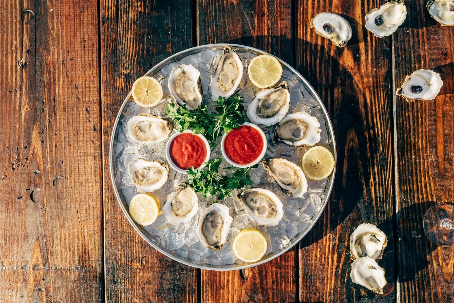 Pleasure House Oysters, Chef's Table Tour