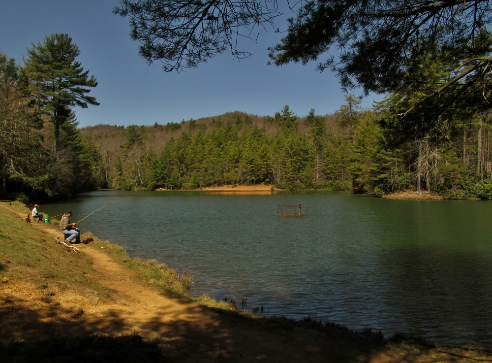 Hale Lake near Comers Rock
