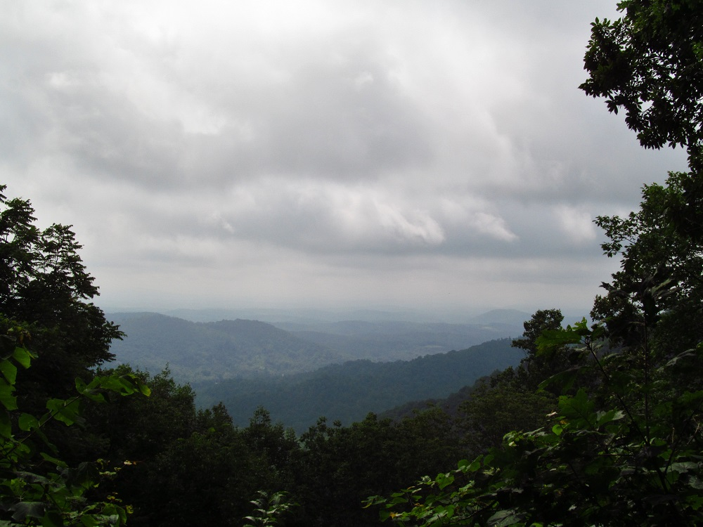 Gazing east from Smart View