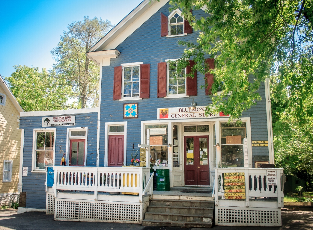 Bluemont General Store