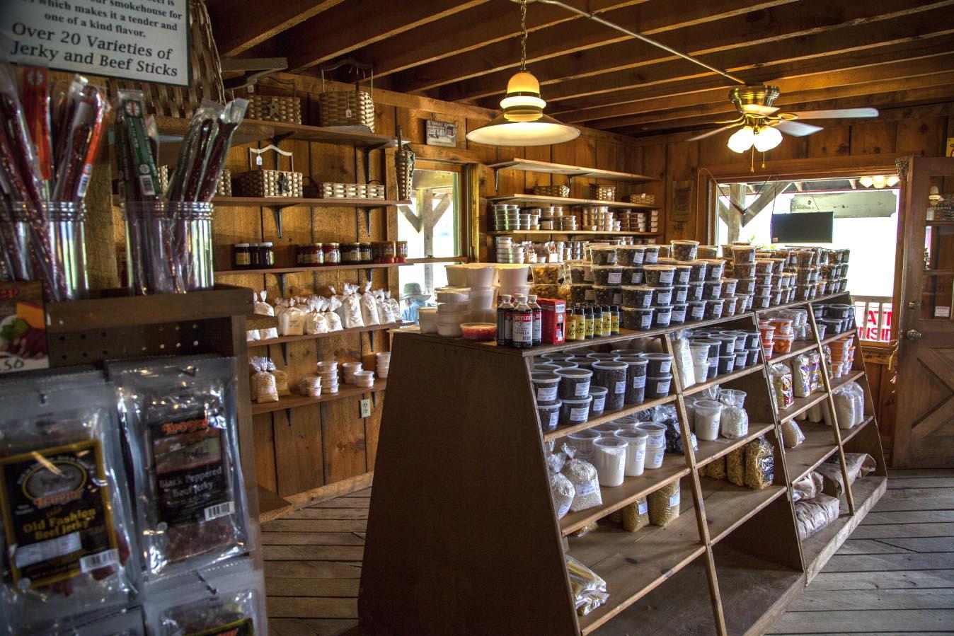 Burke's Garden General Store