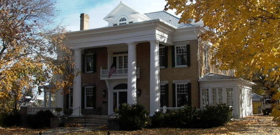 trinkle mansion