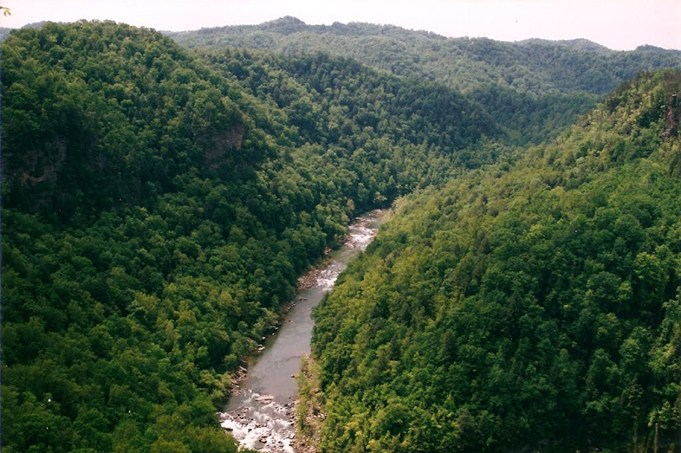 russell fork