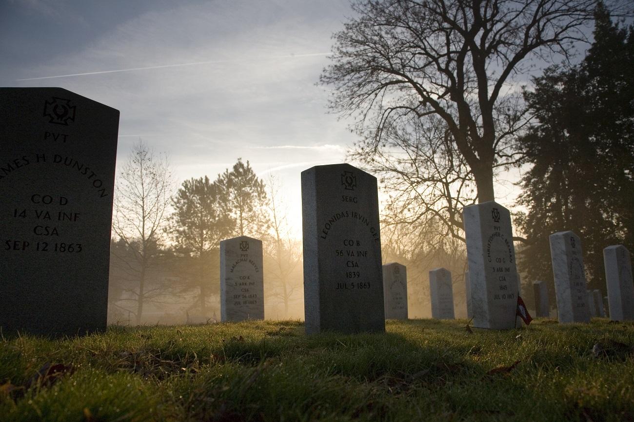 Historic Hollywood Cemetery