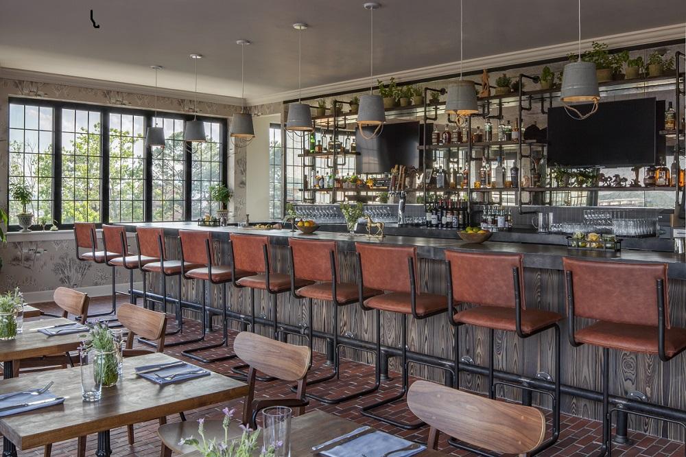 Heirloom Restaurant Graduate Hotel Charlottesville