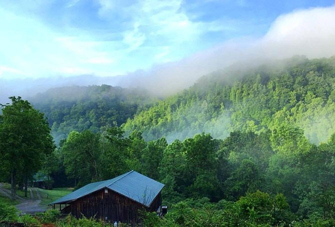 appalachian mountain cabins