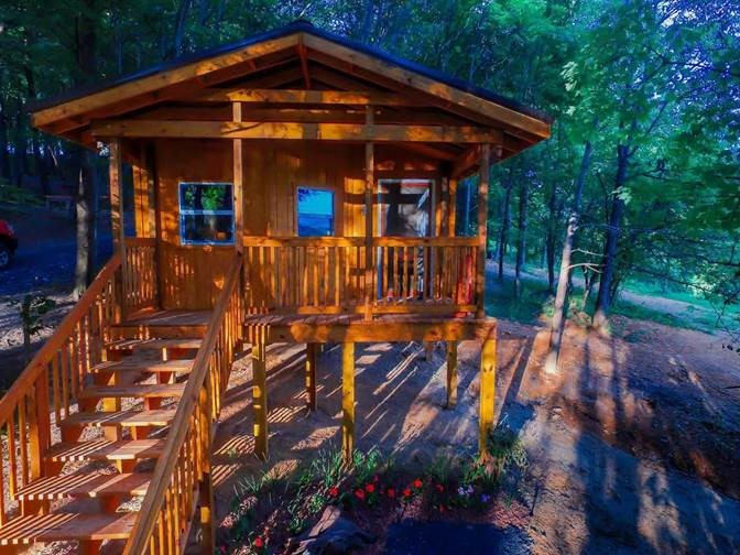 foxtail orchards cabin
