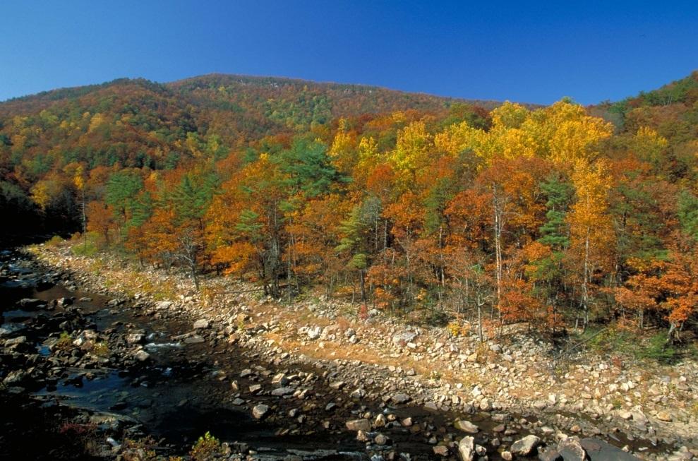 Scenic Shenandoah Valley