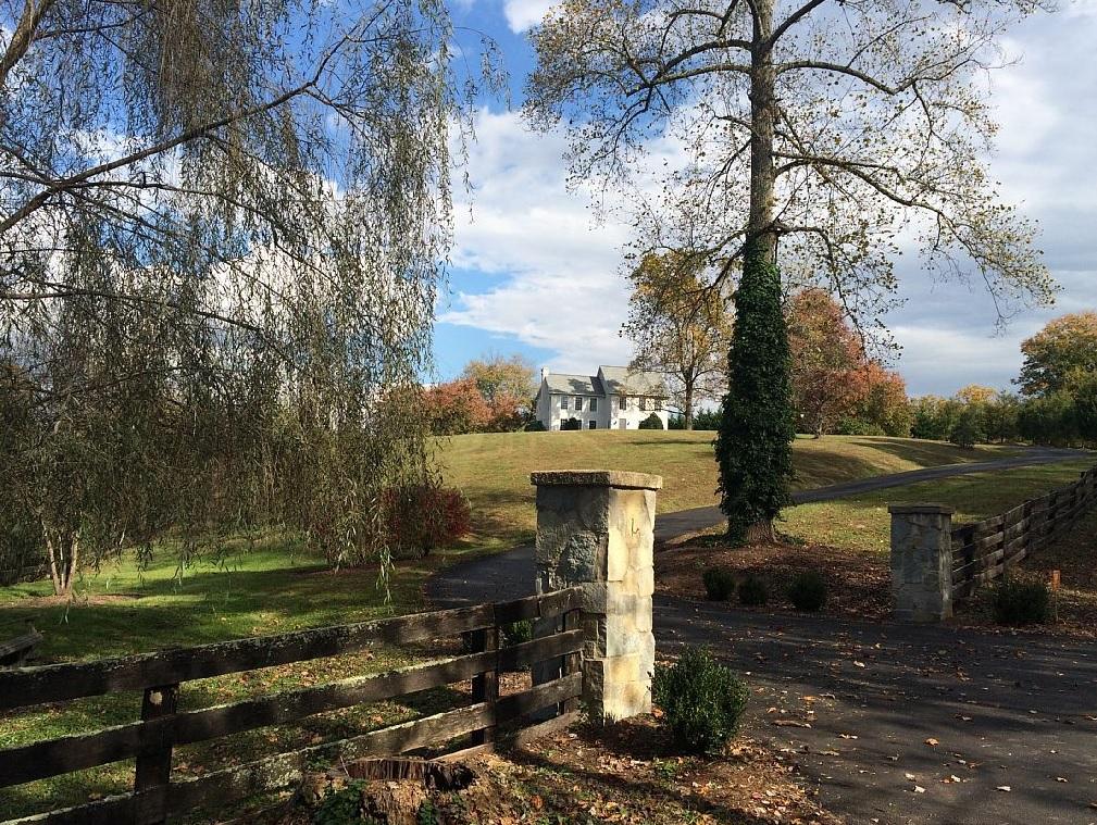 barboursville cottage at sugar plum farm