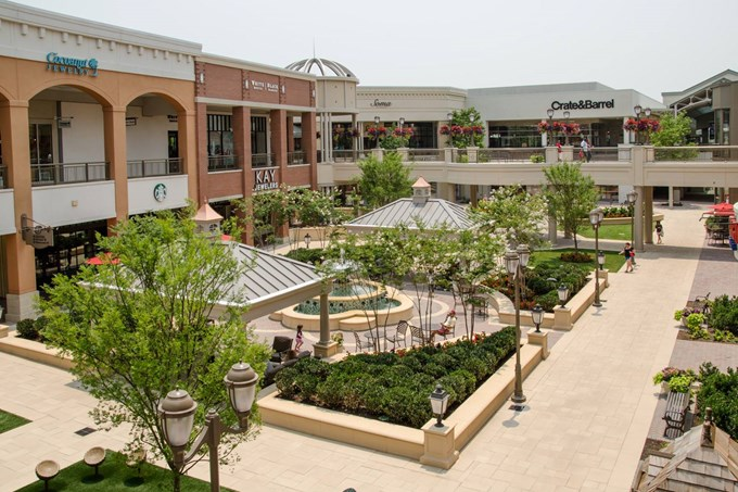 short pump mall