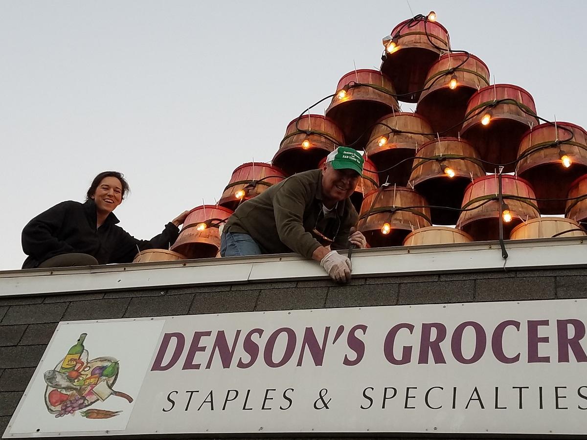 denson's holiday