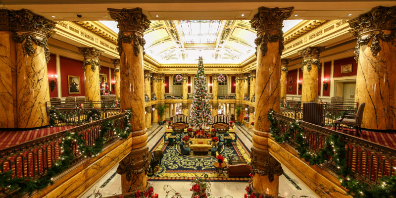 christmas at the jefferson