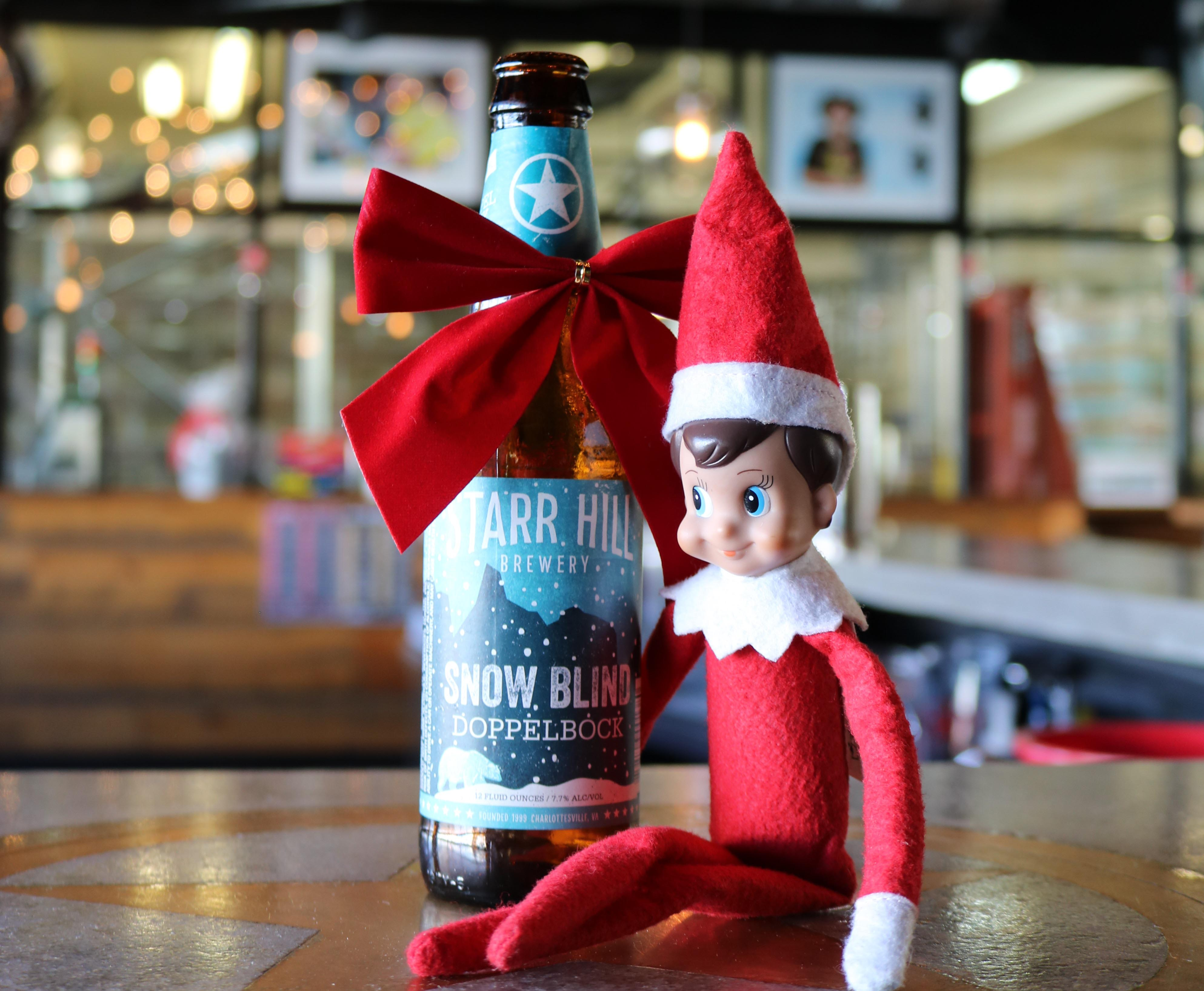 starr hill holiday beer