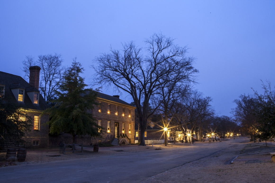 Colonial Williamsburg Holidays