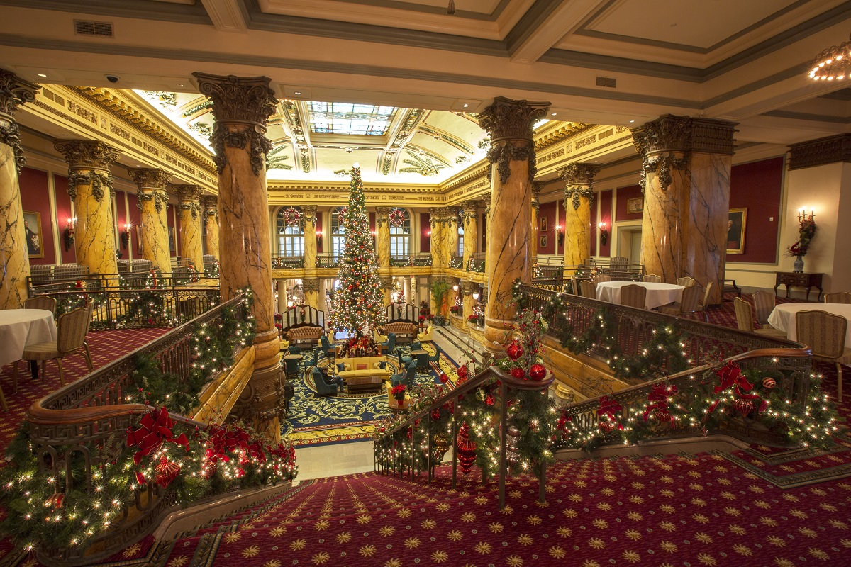 The Jefferson Hotel holidays