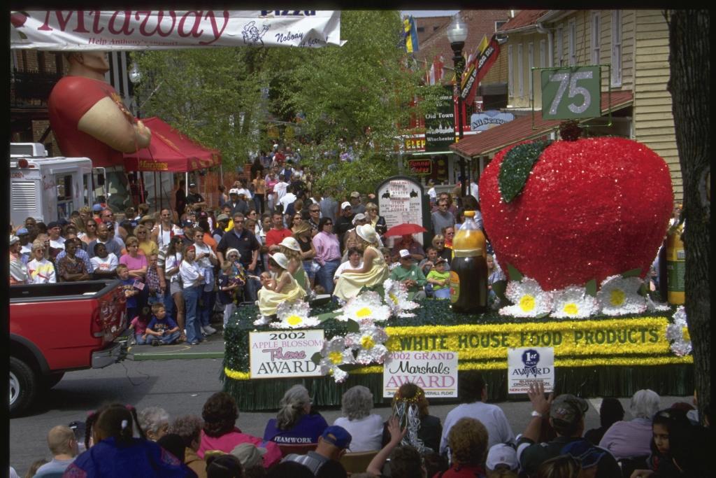 Annual Shenandoah Apple Blossom Festival