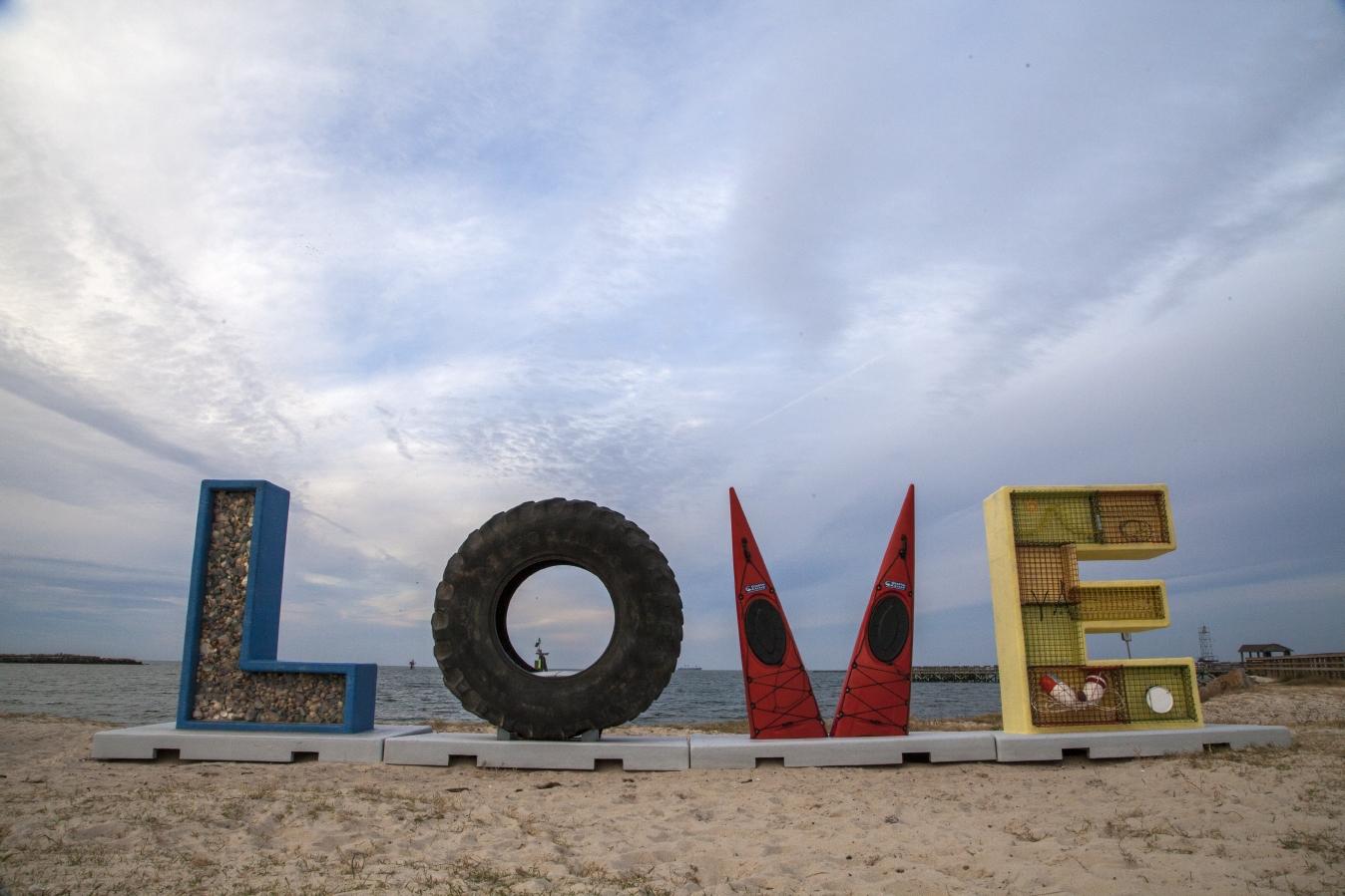 Cape Charles LOVEwork