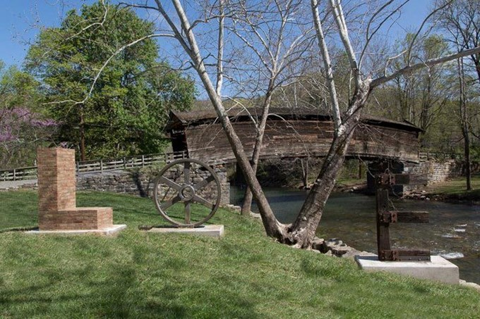 LOVEwork Humpback Bridge