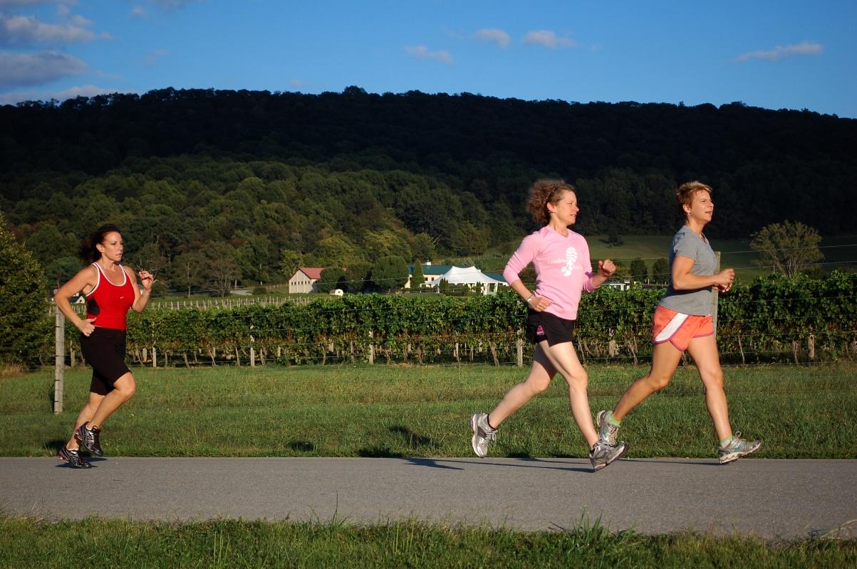 Wine Country Half Marathon