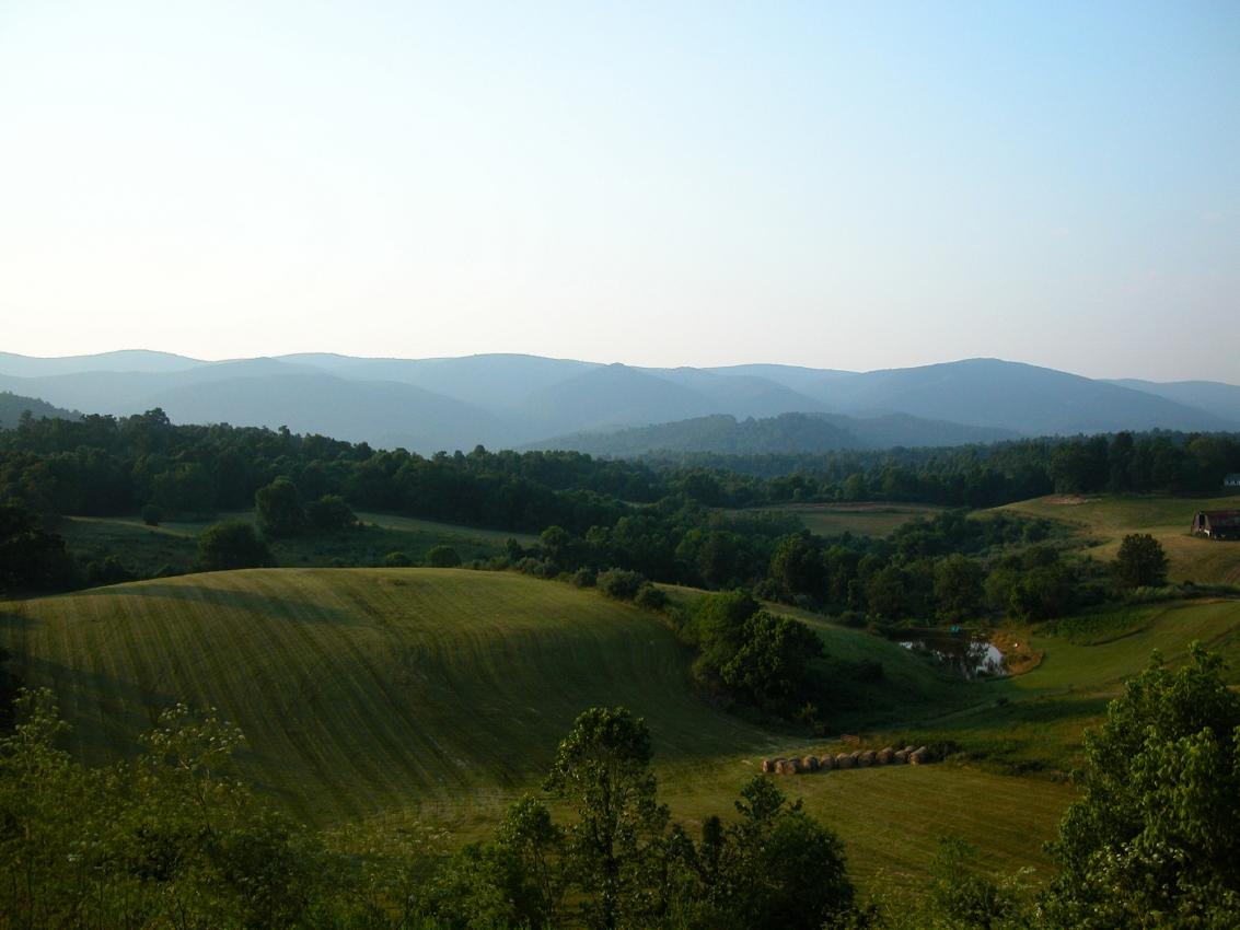 Scenic Giles County