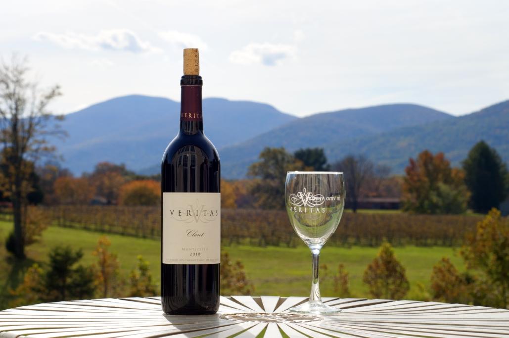 Veritas Vineyard Winery