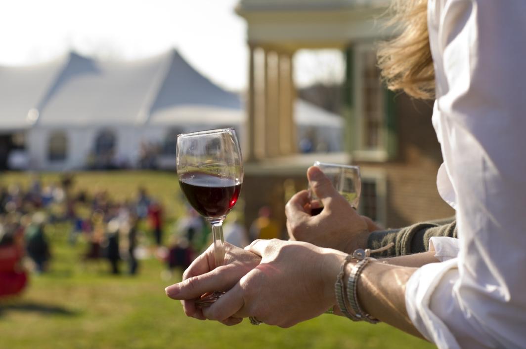 wine festival in Virginia