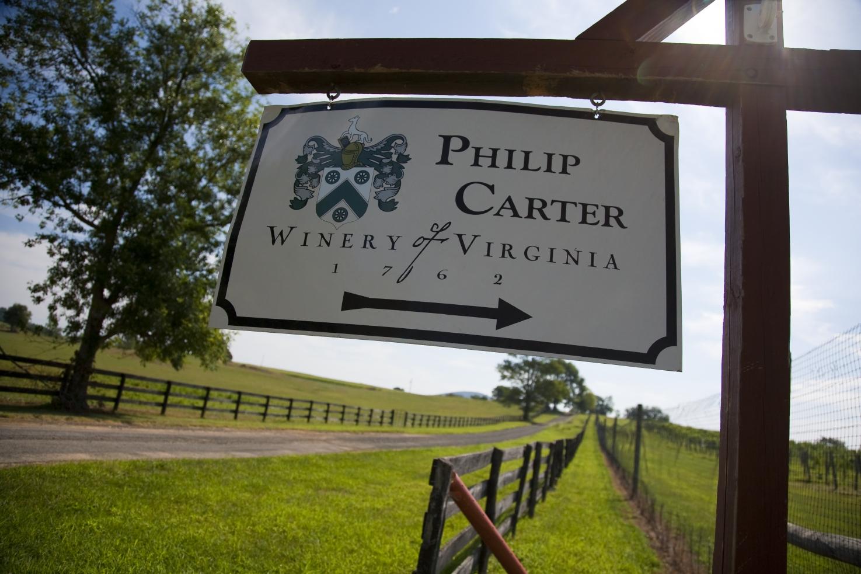 Philip Carter Winery of Virginia