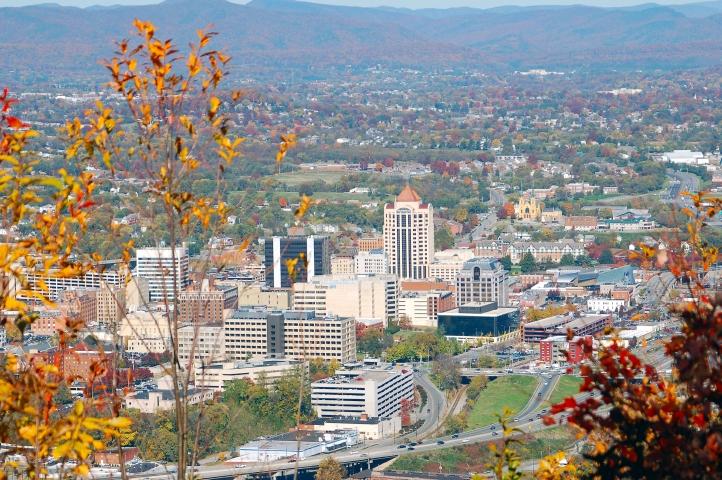 Mountain Mill Overlook