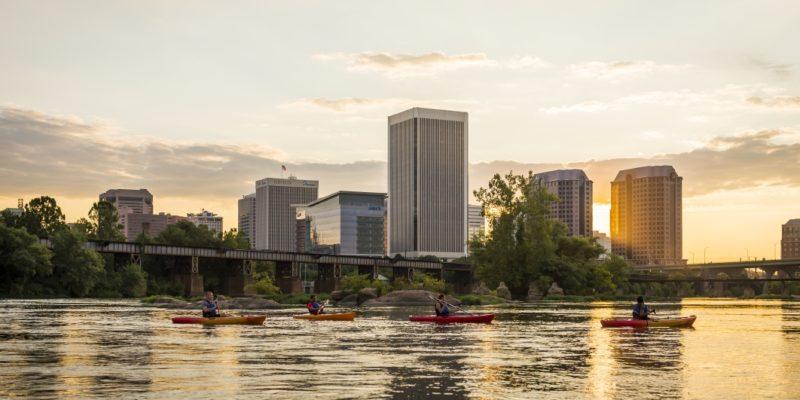 Richmond Kayaking