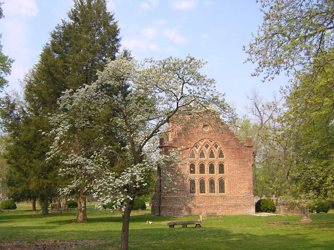 St. Luke's Historic Church