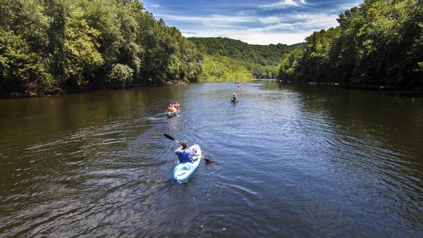 James River Kayaking