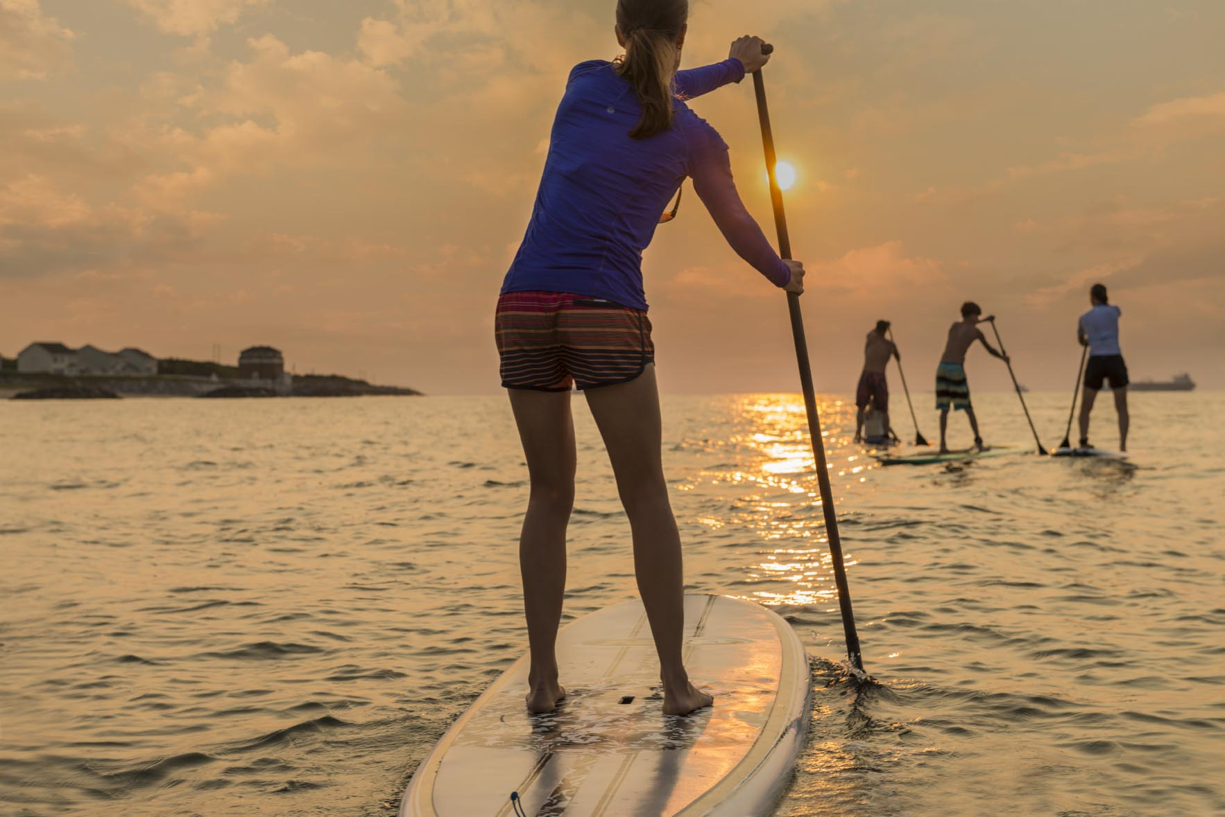 Tula Adventure Sports Stand-Up Paddleboarding