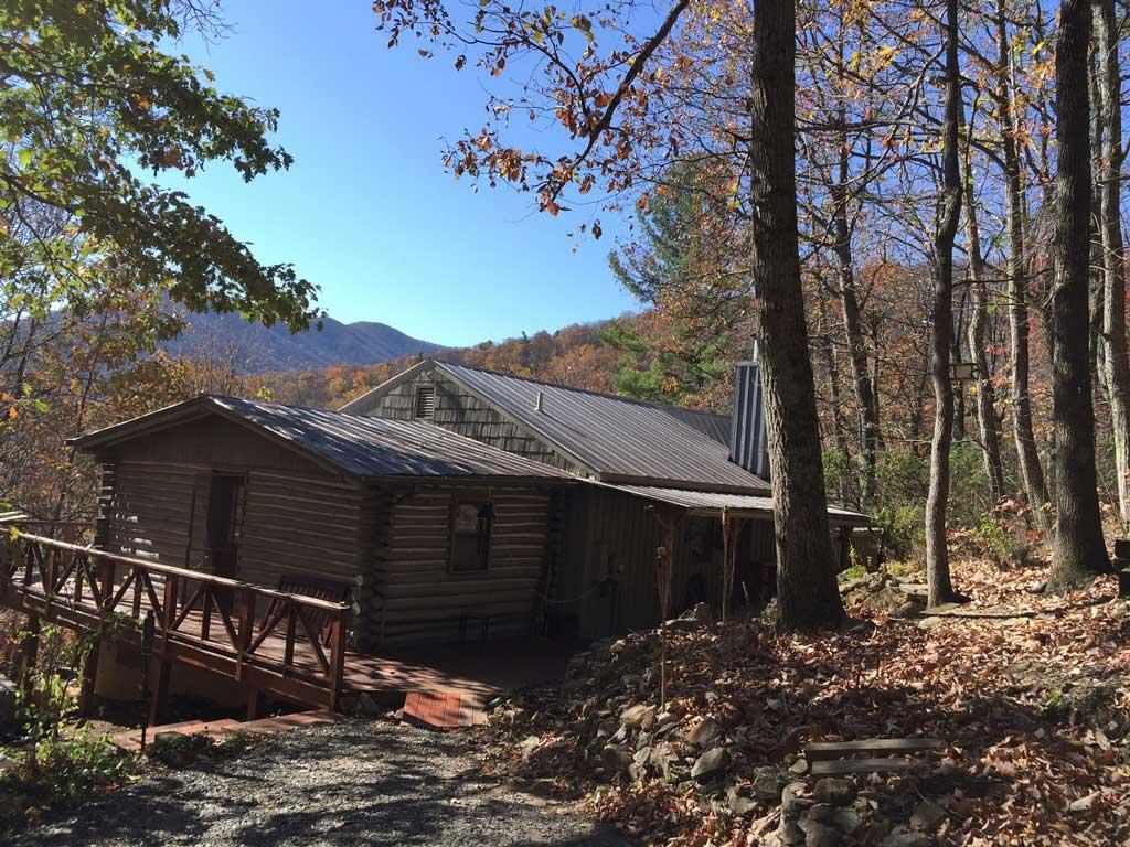 terrapin mountain cabin