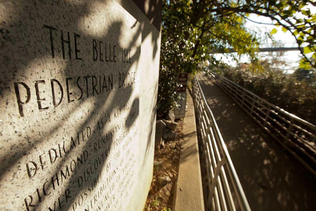 belle isle historic park richmond