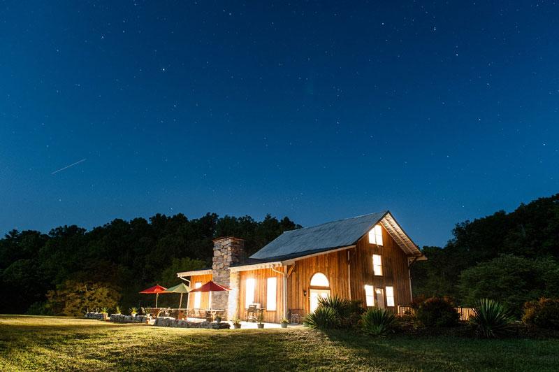 fariss farms mountain cabin rental