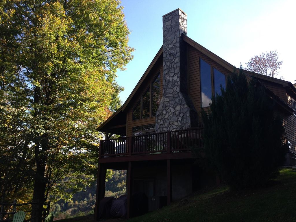 lily ridge mountain cabin rental