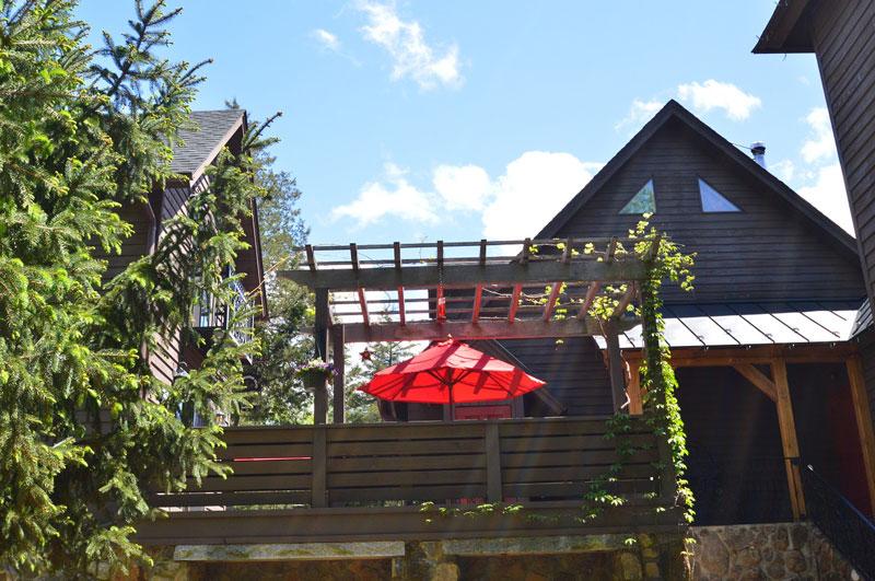 shadow mountain escape cabin rental
