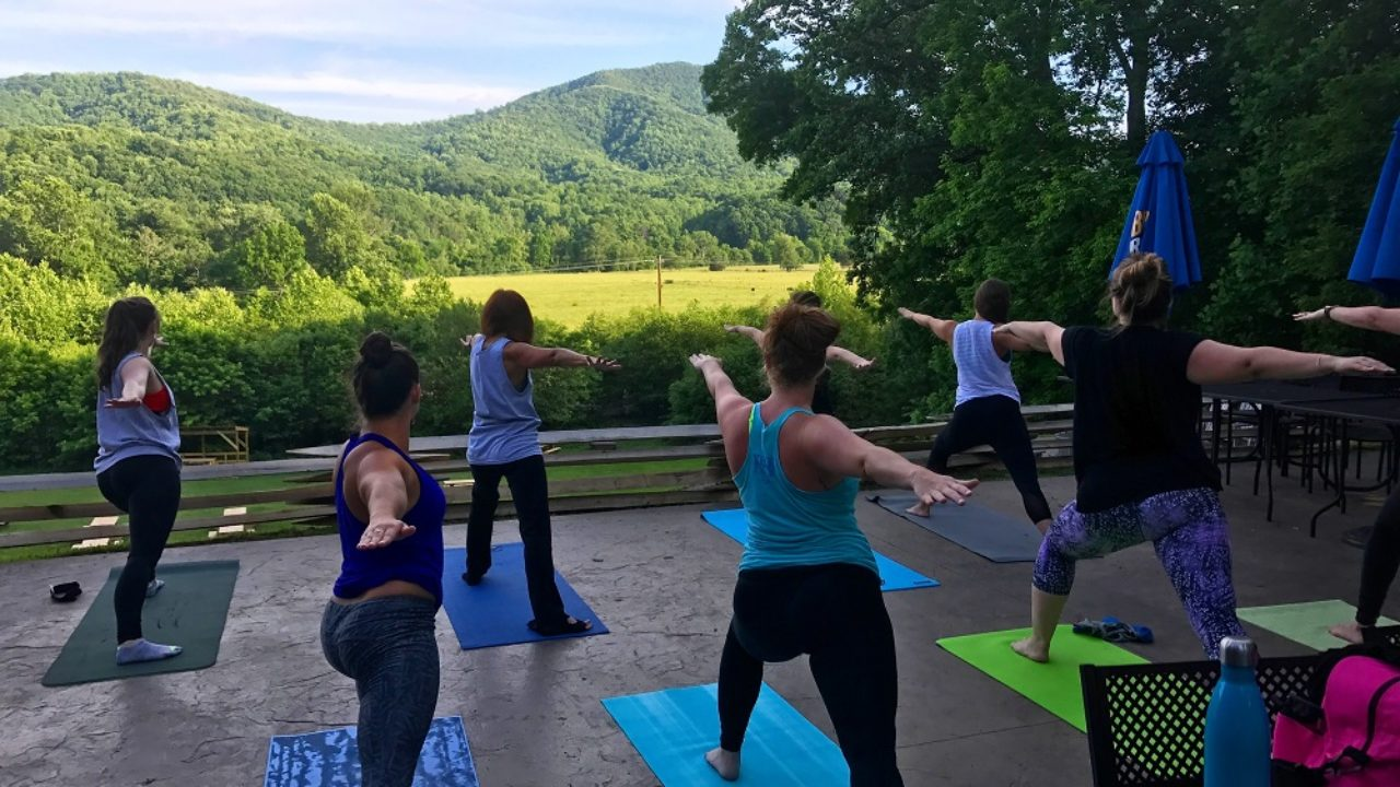 Find Your Inner Peace At These 9 Alternative Yoga Events In Virginia Virginia S Travel Blog