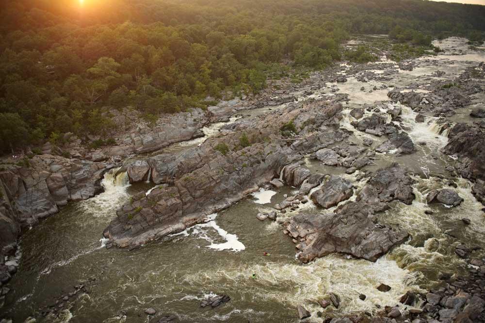 potomac river great falls